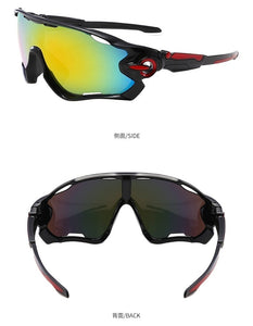 18 Colors New Fashion UV400 Cycling Sunglasses Bicycle Outdoor Sports Bike Unisex Glasses Men Eyewear 18 Colors
