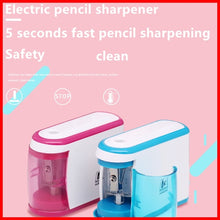 Load image into Gallery viewer, Electric pencil sharpener pencil sharpener electric pencil sharpener pencil sharpener pencil sharpener student stationery,