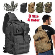 Load image into Gallery viewer, Fashion EDC Military Tactical Assault Pack Sling Backpack Waterproof Outdoor Military Rucksacks Tactical Backpack Sports Camping Hiking Trekking Fishing Hunting Bag Camping Travel Bag
