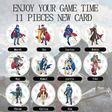 Load image into Gallery viewer, NEW Game Switch Amiibo NFC Cards Characters for Switch Fire Emblem: ThreeHouses Gemu