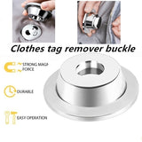 Supermarket Strong Tag Remover Garment Magnetic Alarm Unlock Clothing Anti-Theft Quilt Buckle Unlock