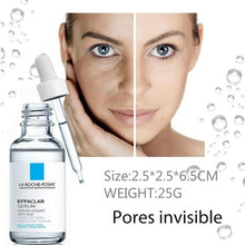 Load image into Gallery viewer, 10ML Effaclar Pore-Refining Serum with Glycolic Acid