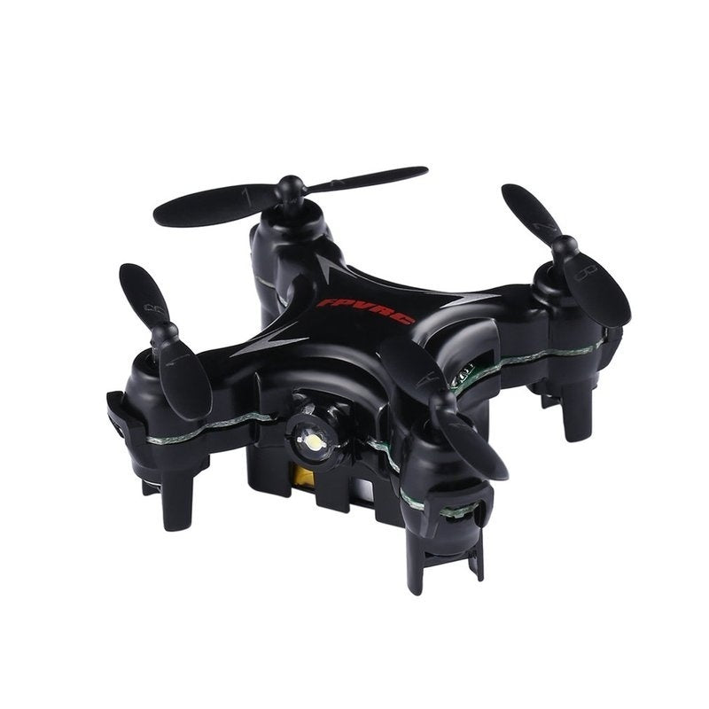 QQ 	FPVRC Q7 4-axle 4Ch 6 Axis Gyro RC Nano Quadcopter Mini Pocket Drone 3D Flip
