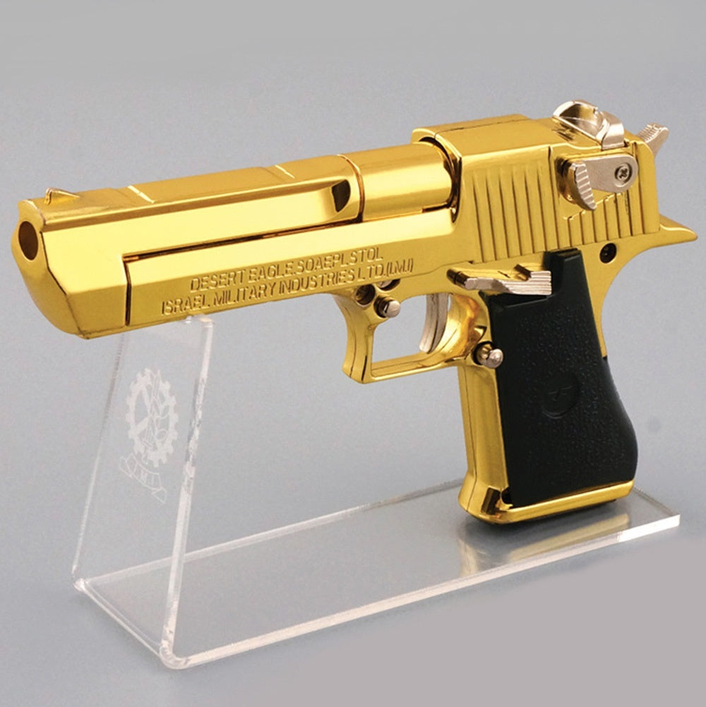 World famous metal desert eagle pistol model pistol collection hobby best gift and craft decoration