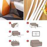 1 2 3 Seater Modern Stretch Cover Sofa Covers Protector Couch Cover Slipcover