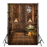Halloween Theme Backdrop Photography Background Cloth Photographic Props Decor