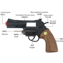 Load image into Gallery viewer, Manual Water Supply Gun Child Toy Gun Pistol Boy Gift Parent-child Outdoor Sports Shooting Game Spring Powered Air Gun