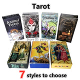 Magical tarot Classic tarot mysterious tarot family party cards game (7 styles to choose)