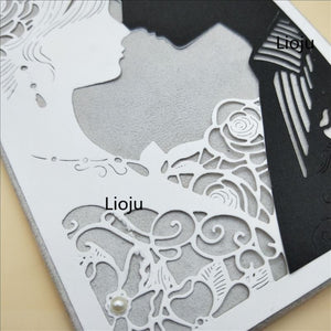 wedding Vow this cover Metal Cutting Dies Scrapbooking New 2019 DIY Scrapbooking photo album Decorative Embossing DIY Paper Card