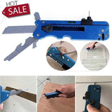 Portable Multifunction glass tile Cutter metal Cutting Kit tool measure ruler Practical Tool