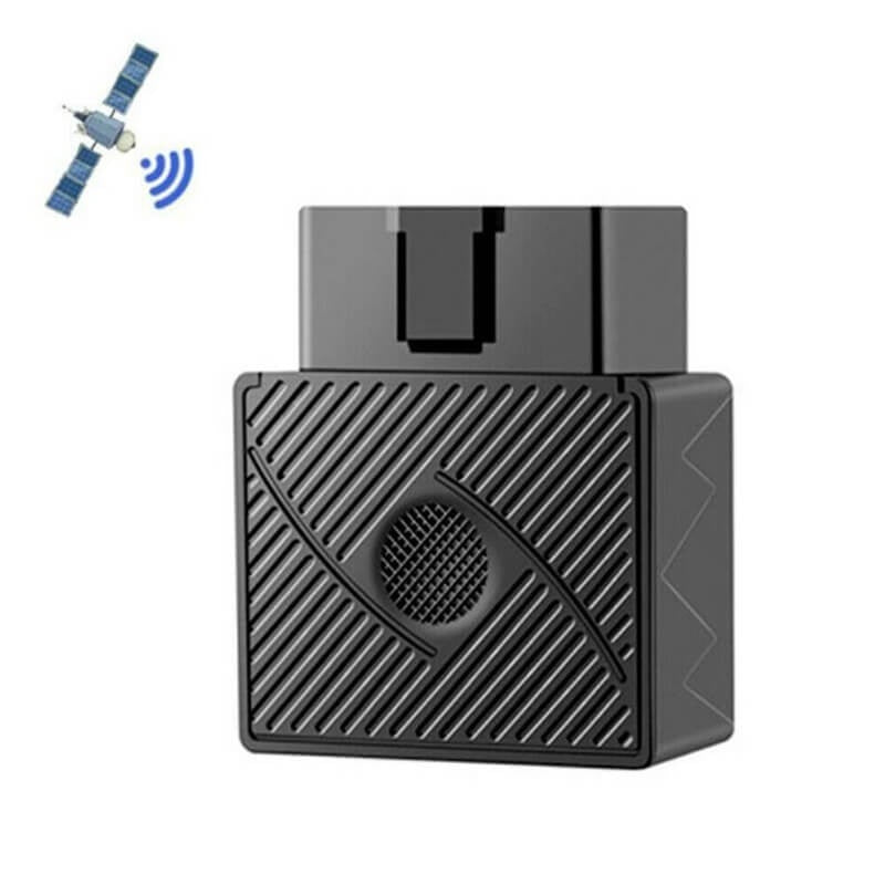 New OBD2 GPS Tracker Real Time Vehicle Tracking Device OBD II Car Truck Locator Car Accessories