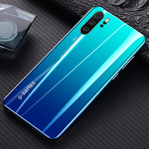 Smart Mobilephone 5.0 / 5.8inch Touch Screen 4GB RAM + 64GB  ROM Large Memory Full Screen  Smartphone Dual Card Support Wireless Bluetooth GPS Face Unlock Android Music Phone