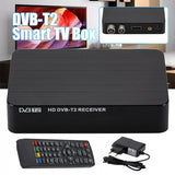 Mini DVB-T2 Receiver STB MPEG4 3D Video Digital 1080P HD Set-Top TV Box