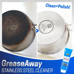 GreaseAway Stainless Steel Polish Cream