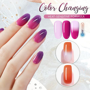 Nailbeauty™️ Color Changing Poly Gel Set