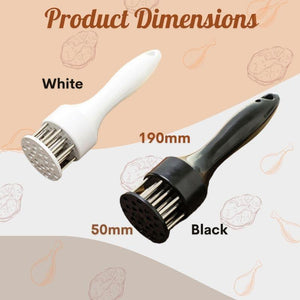 Quick Pin Press Meat Tenderizer