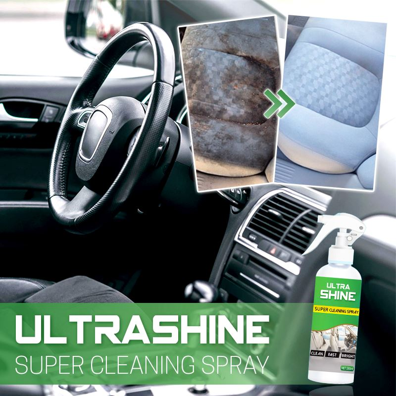 UltraShine™ Super Cleaning Spray