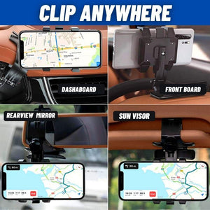Car Dashboard Phone Holder