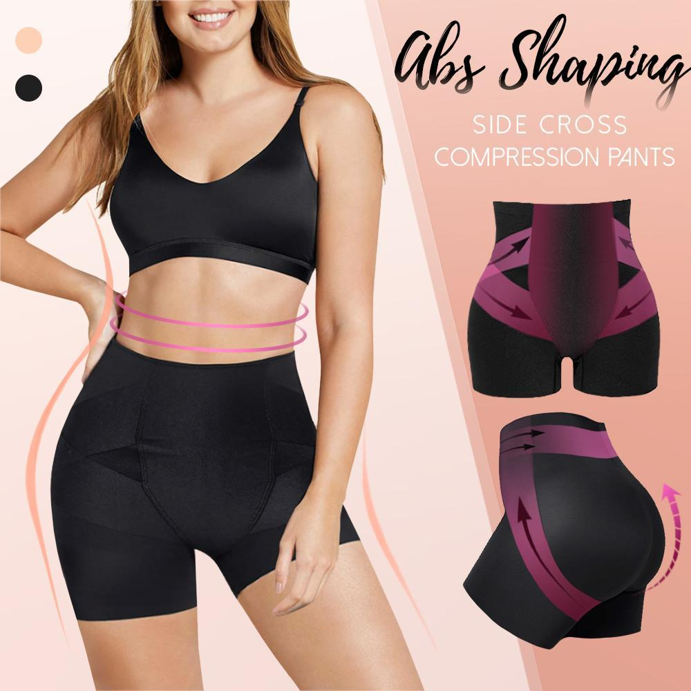 Cross Compression Shaping Pants