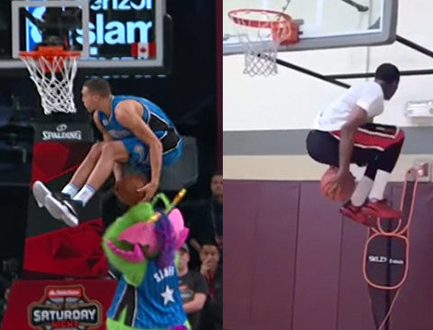 Aaron Gordon vs. Gary Smith