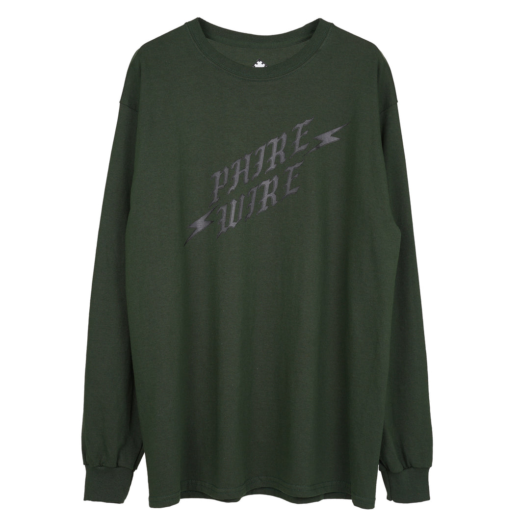 CALI DEWITT x PW LONG SLEEVE TEE