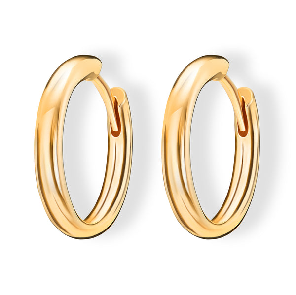 Hoops (18ct Gold)