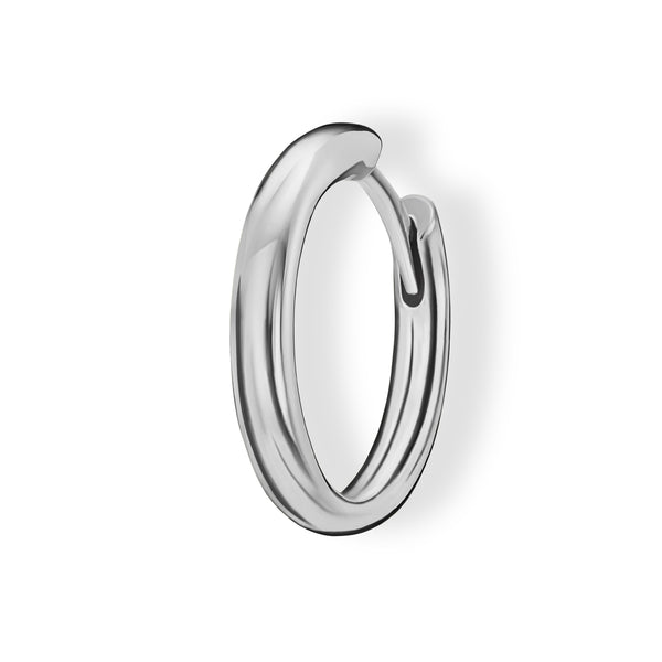 Hoop (18ct White Gold)