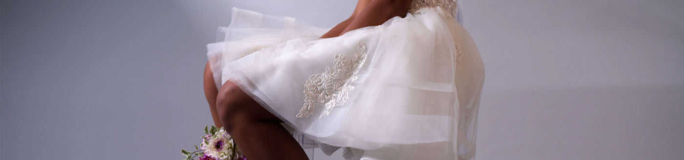 Buy Short Wedding Dress Online