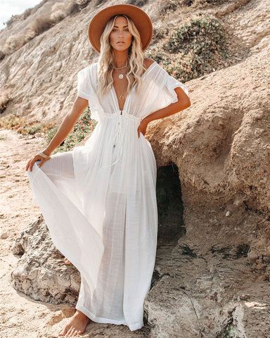 maxi dress made for swimsuit cover up