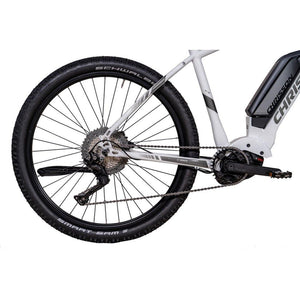 CHRISSON 27,5 Zoll E-BIKE CHRISSON E-MOUNTER 3.0 mit 11G DEORE XT BOSCH PLINE CX Gen4 500Wh