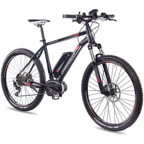 CHRISSON 27,5 E-BIKE E-MOUNTER 2.0 10S DEORE 640 & BOSCH PLINE Powerpack400