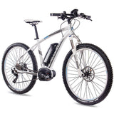 CHRISSON 27,5 Zoll E-Mountainbike E-MOUNTER 3.0 10 Gang BOSCH Powerpack500
