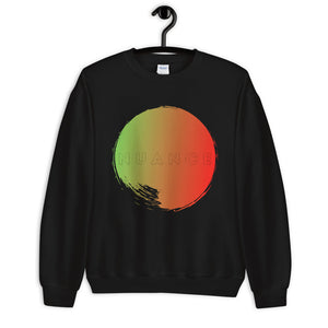 Shades of Sun Sweater - Black