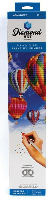 Diamond Dotz - Balloons 47x37cm - Diamond Art