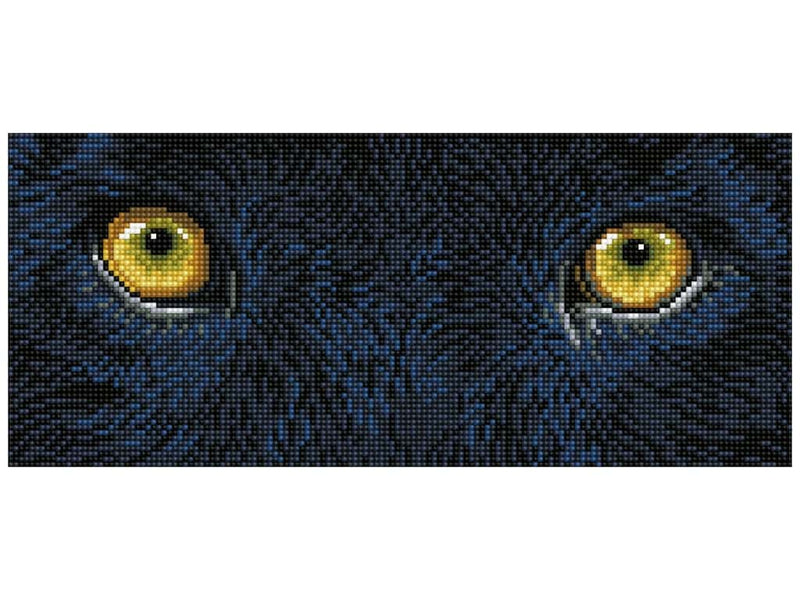 diamond-dotz-black-panther-spy-42x18cm-diamond-art