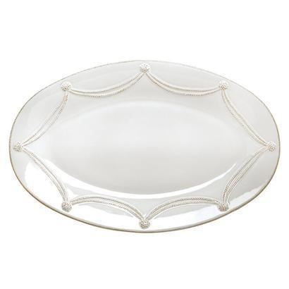 "Berry & Thread - Serveware 18"" Oval Platter"