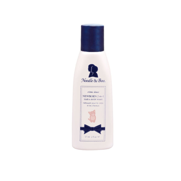 Newborn 2-in-1 Hair & Body Wash Travel Size