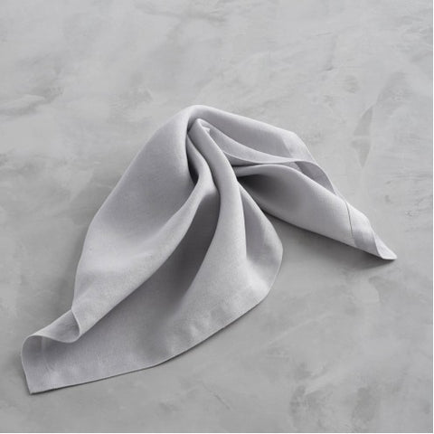 LINEN Gray Napkin (set of 4)