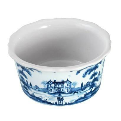 Country Estate - Delft Blue Ramekin Tea Party Tent