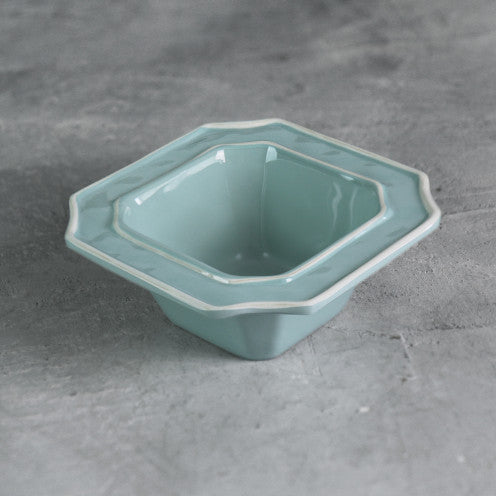 VIDA Charleston Small Blue Bowl - Small