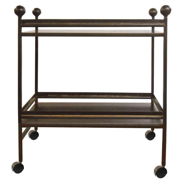 Linea Bar Cart
