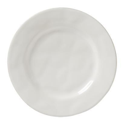 Puro - Whitewash Side/Cocktail Plate