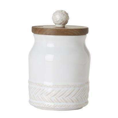 Le Panier - Whitewash Sugar Pot