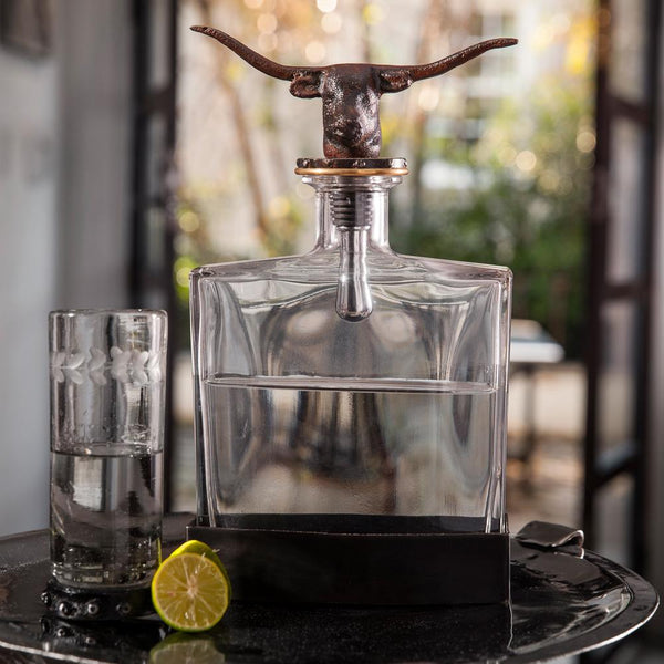 Nueces Decanter