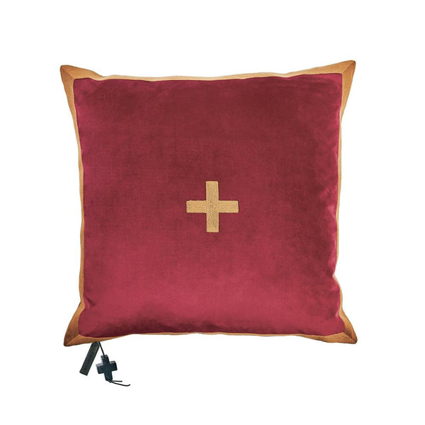 Cardenal Pillow - Red