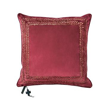Valencia Pillow - Red