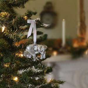 HOLIDAY Buffalo Ornament