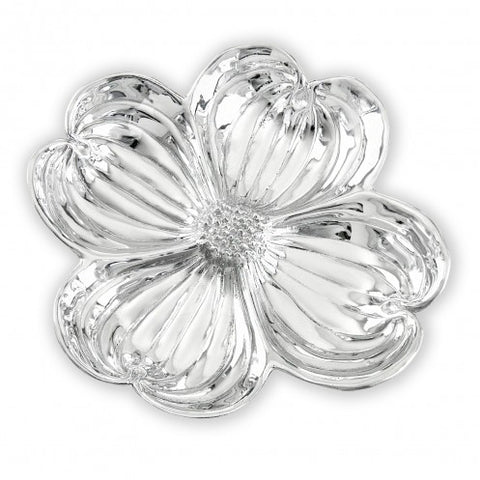 GARDEN Divided Dogwood Blossom Bowl - Small