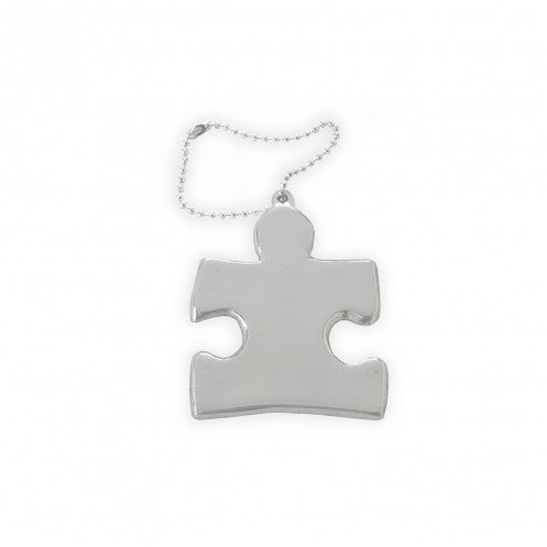 HOLIDAY Autism Awareness Keychain - Small