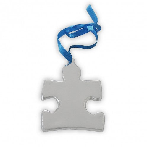 HOLIDAY Autism Awareness Ornament - Small